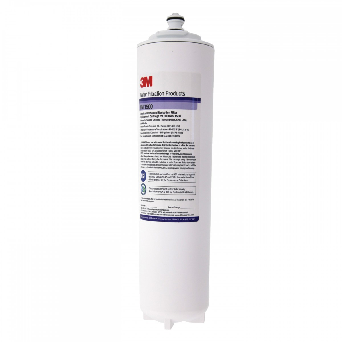3m Cuno Water Factory Faucetmate Fm 1500 Dws Drinking