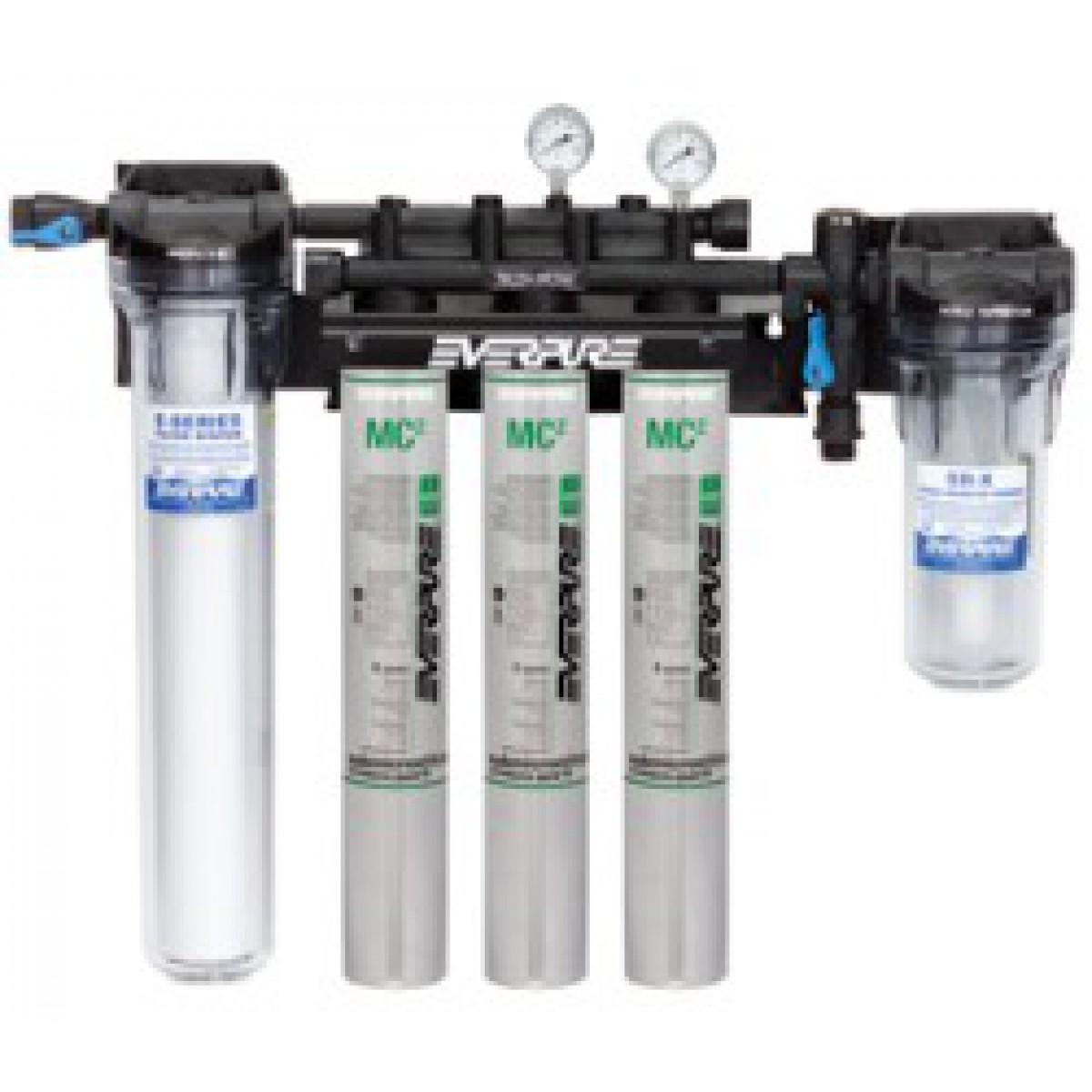Everpure ev9328 06 high flow csr triple mc2 system for Everpure water filter review
