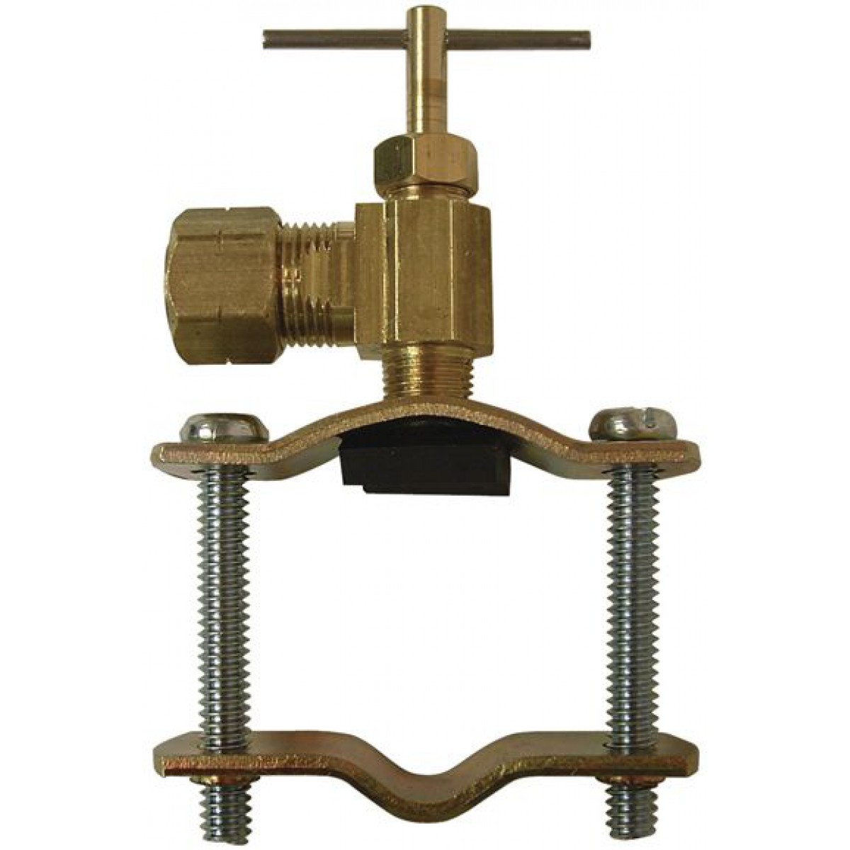 Saddle valve self piercing 1 4 in sv 3 14 for reverse for Water line pipe material