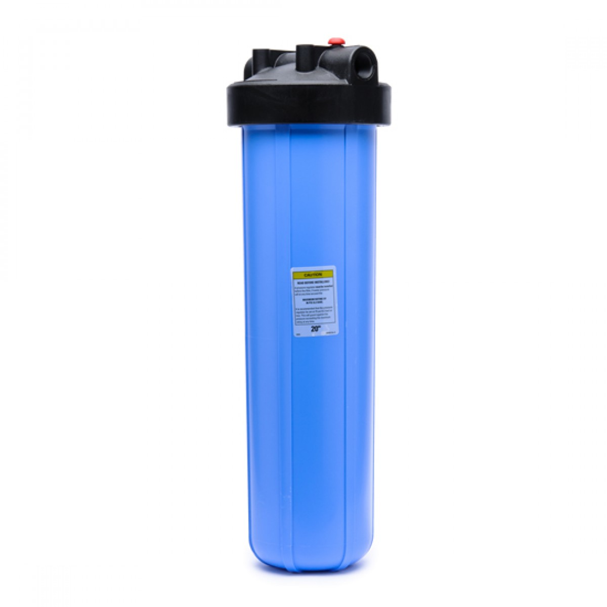 big blue whole house water filter system