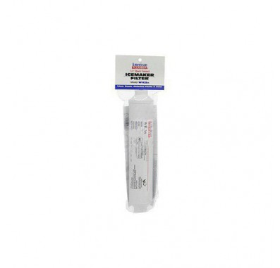 American Plumber WICSA InLine Carbon Water Filter with 1/4 inch Quick-Connect Fittings