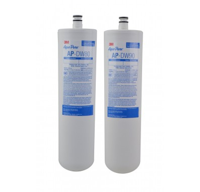 3M Aqua-Pure APDW80/90 Drinking Water Replacement Filter Set