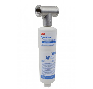 3M Aqua-Pure AP430 Hot Water Heater Scale Inhibitor System