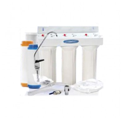Crystal Quest Undersink Replaceable Triple Nitrate PLUS Water Filter System