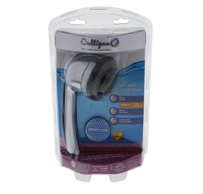Culligan HSH-C135 Hand-Held Showerhead with Shower Filter