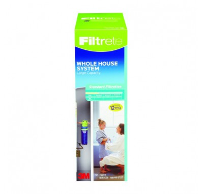 Filtrete 4WH-QCTO-S01 Whole House Filter System