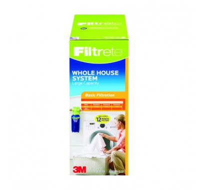 Filtrete 4WH-QS-S01 Whole House Filter System
