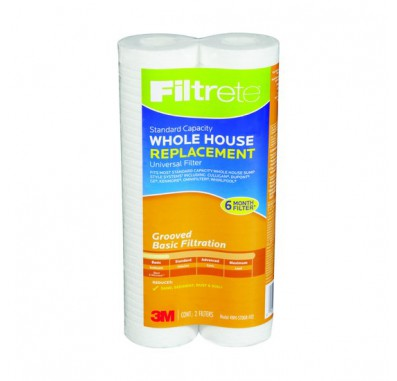 Filtrete 4WH-STDGR-F02 Replacement Filter Cartridge (2-Pack)