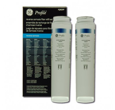 GE FQROPF Profile Reverse Osmosis Filters (2-Pack)
