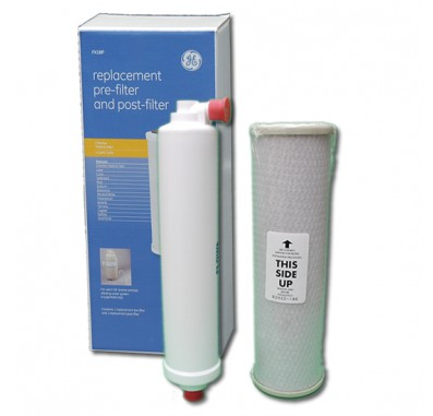 GE FX18P Carbon Pre and Post RO Filter