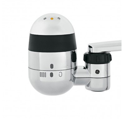 GE GXFM07HBL Faucet Mount Water Filtration System