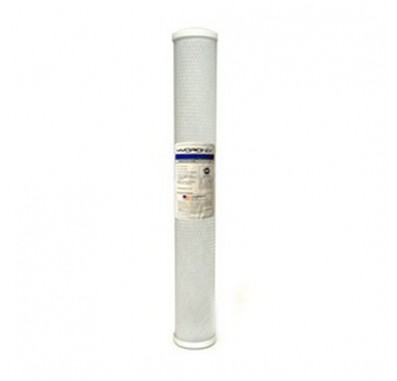Hydronix CB-25-2010 Replacement Carbon Water Filter  20-inch x 2.5-inch (10 Micron)