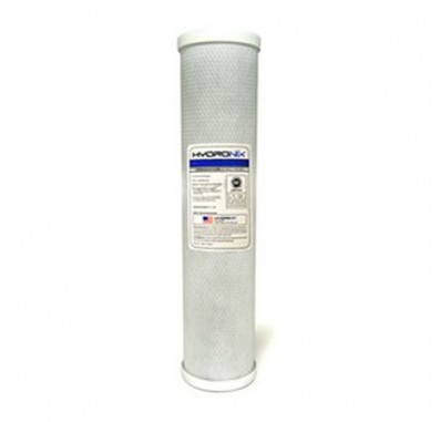 Hydronix CB-45-2010 Replacement Carbon Water Filter  20-inch x 4.5-inch (10 Micron)