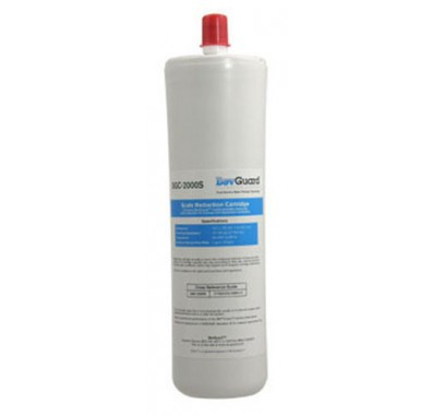 BevGuard BGC-2000S Water Filter with Polyphosphate Scale Inhibitor