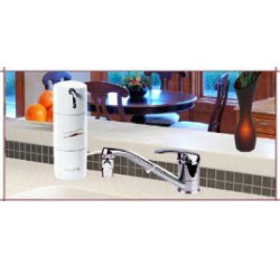 Crystal Quest Countertop Disposable Single Arsenic Water Filter System