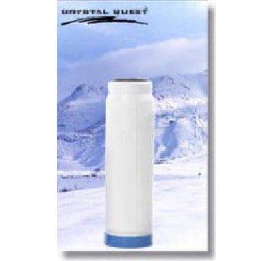 Crystal Quest 2-7/8 in x 9-3/4 in Compact Whole House Filter Cartridge