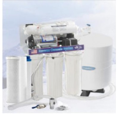 Crystal Quest Undersink Reverse Osmosis Water Filter System