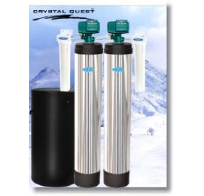 Crystal Quest Whole House Multi/Tannin 2.0 Water Filter System