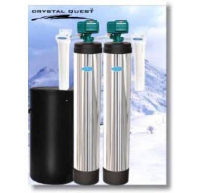 Crystal Quest Whole House Multi/Sediment 2.0 Water Filter System