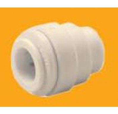1/4-Inch Tube Quick Connect End Stop Fitting