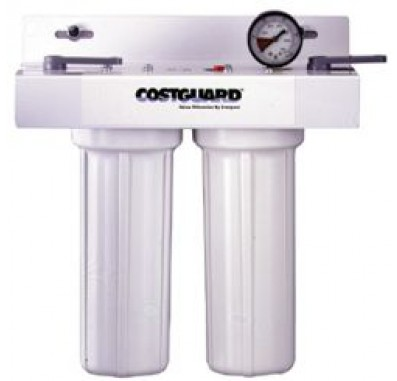 Costguard CGS-12 10 inch Dual Series Housing System