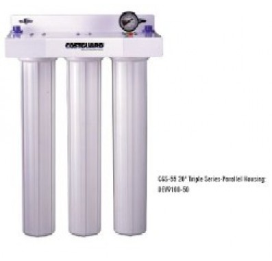 Costguard CGS-55 20 inch Triple Series-Parallel Housing System
