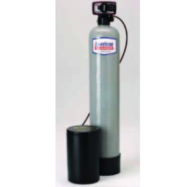 American Plumber W-410-ISF Iron & Sulfur Reduction Whole House Filter