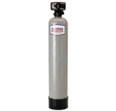 American Plumber W-410-CFA Iron Reduction Whole House Filter