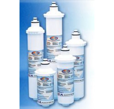 Omnipure E5421-P Scale Carbon Block Water Filters