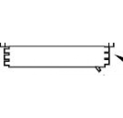 Pentek 163519 Plunger Rod with Retainer for UV Systems