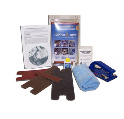 Restore Solutions RS-SBG-HSK Stainless Steel Scratch-B-Gone Kit