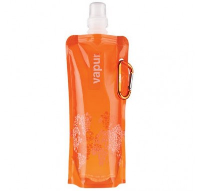 Vapur Anti-Bottle 10104 Orange Water Bottle (18 oz / 0.5 L)