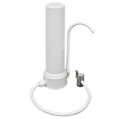 WaterFilters.NET ACW-UC-WF White Countertop Water Filter System