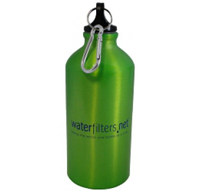 Tier1 Green Sport Water Bottles (17oz)