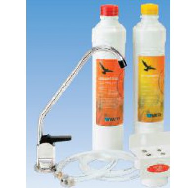 Watts WQCFU-D-KIT Dual Drinking Water System with Kwik-Change Cartridges