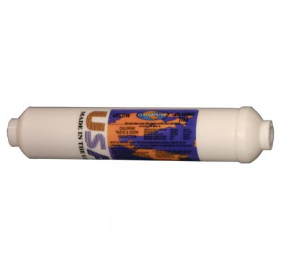 Omnipure CL10ROT40-C Carbon Inline Water Filter