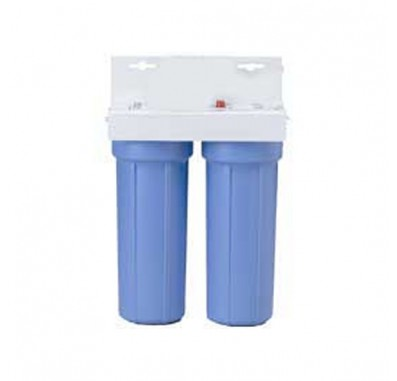 BFS-201 Two Slim Line Housing Water Filtration System