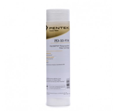 Pentek PD-10-934 Sediment Water Filter (Sold Individually)