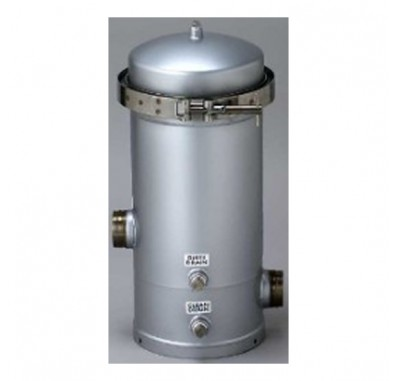 Pentek ST-BC-8 Stainless Steel Water Filter Housing