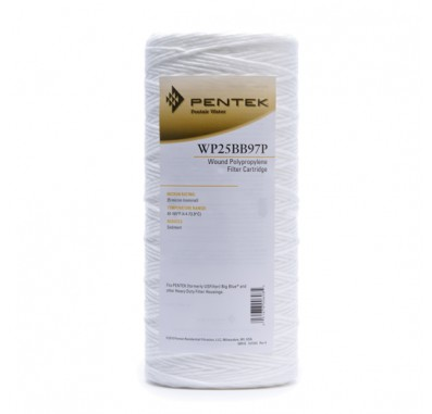 Pentek WP25BB97P String-Wound Water Filters (Sold Individually)