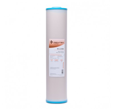 Pentek WS-20BB Water Softening Filter (20-inch x 4.5-inch)