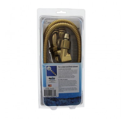 Sprite HH-GD Handheld Gold Shower Filter System