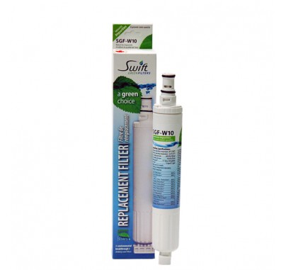 Swift Green SGF-W10 Refrigerator Filter (4396701 Compatible)