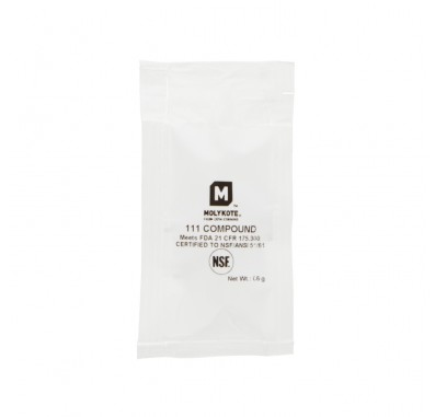 O-Ring Silicone Grease (0.2 oz Packet)