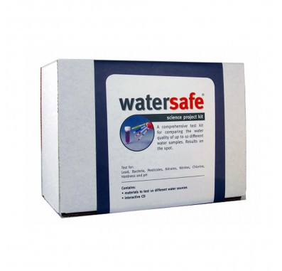WaterSafe WS-425SPT Science Project Water Test Kit