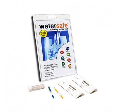 WaterSafe ALL-IN-ONE Water Test Kit