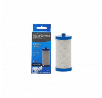 WaterSentinel WSF-2 Refrigerator Water Filter (WF1CB Compatible)