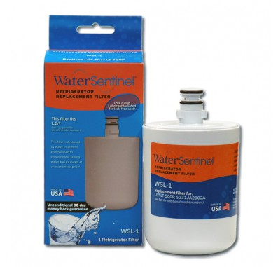 WaterSentinel WSL-1 Refrigerator Filter (LG LT500P Compatible)