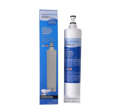 WaterSentinel WSW-1 Whirlpool 4396508 Comparable Filter Cartridge