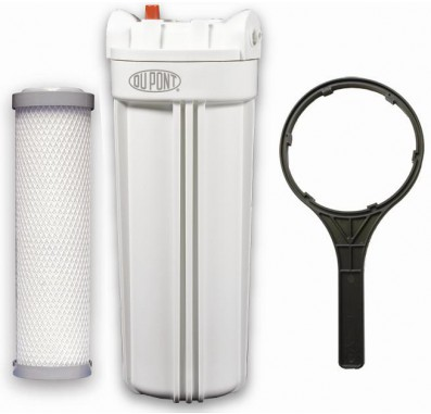 WFDW120009W Universal Drinking Water Filter System by DuPont